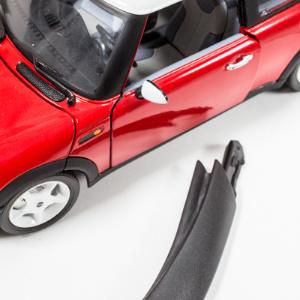 Image pièce plastique pour automobile