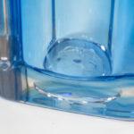 Luxe, imitation verre, transparente